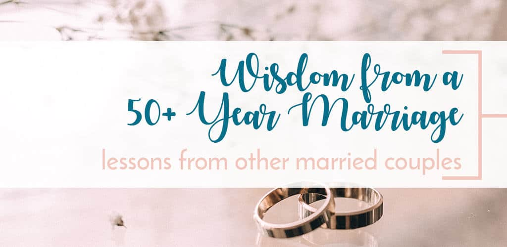 Learning Marriage Wisdom from Other Married Couples