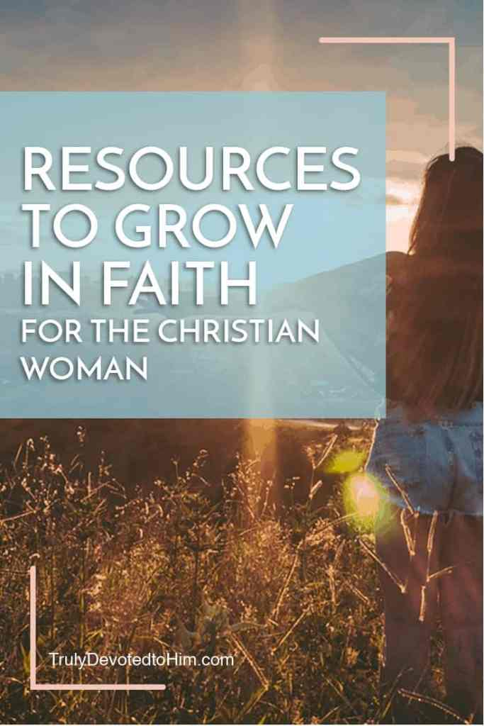 woman worshipping the creator god at sunset. use these resources as a christian woman to grow in faith.