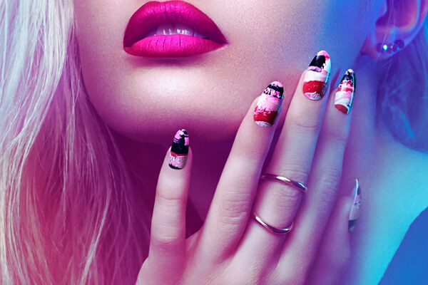 If You Re Looking To Get Creative With Your Nails Look No Further Than Truly S Nail Art Mastercl At Wah London D 99 For One Person