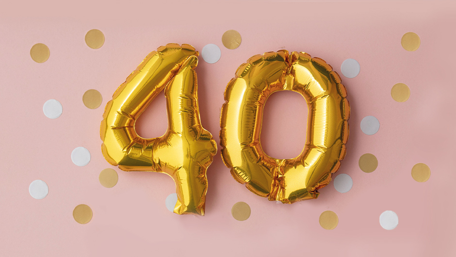 Fantastic 40th Birthday Gift Ideas For Him And Her