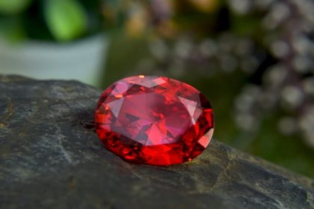List of Red Gemstones: Names, Meanings and Pictures of Red Gems