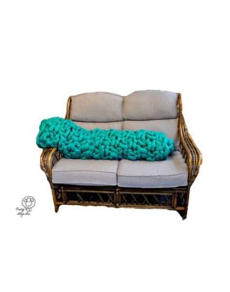 moss blanket pattern