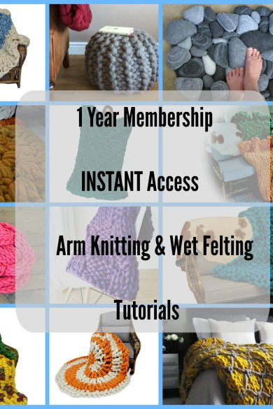 Arm knitting membership