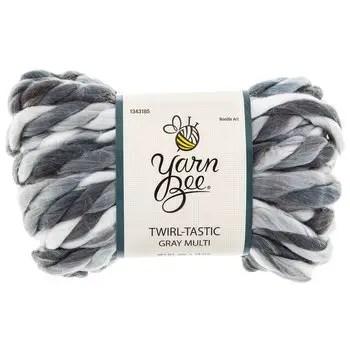 Arm knitting synthetic yarn, ohhio, becozi, arm knitting, hand knitting