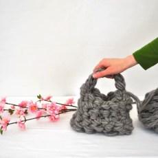 finger crochet for beginners