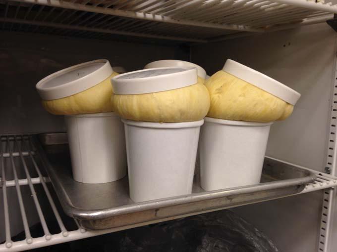 Brioche Dough at Braise Cooking School