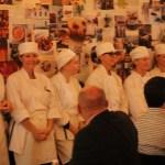 November 2014 Braise Culinary School Students