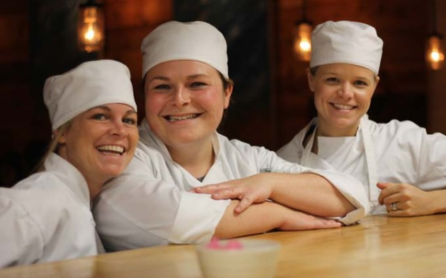 Braise Culinary School Graduation Dinner