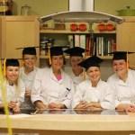 Braise culinary school graduating class fall 2014