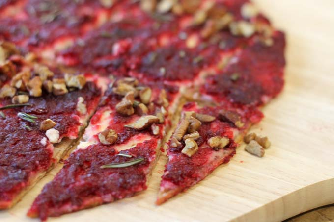 Spiced Cranberry Holiday Appetizer