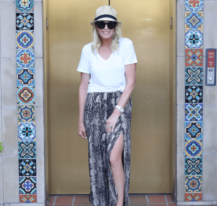 Fun Pants for Warm Summer Days + My Top 25 Summer Travel Essentials