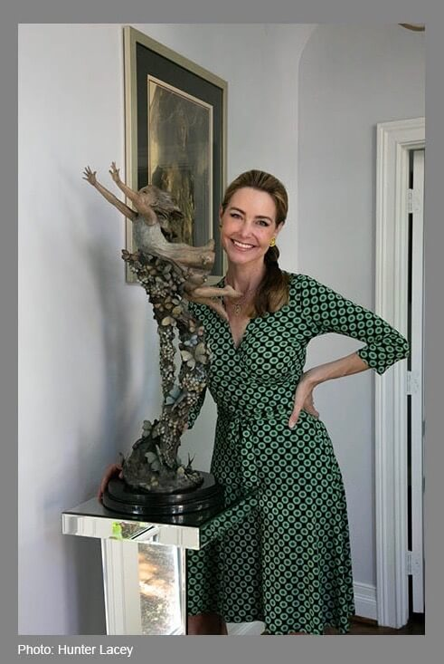 Angela Mia De La Vega is the cofounder of FLITE: Friends Lifting Individuals To Empowerment