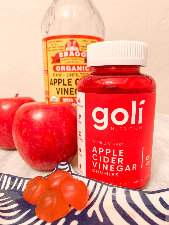 Introducing Goli: The World's First Apple Cider Vinegar Gummies