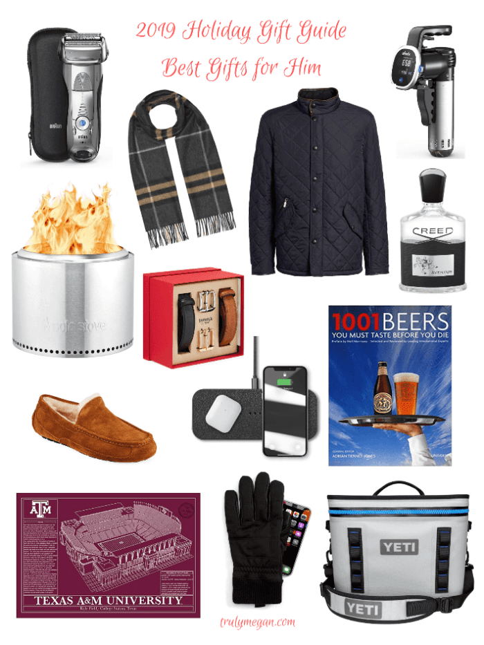 2019 Holiday Gift Guide | Best Gifts For Him