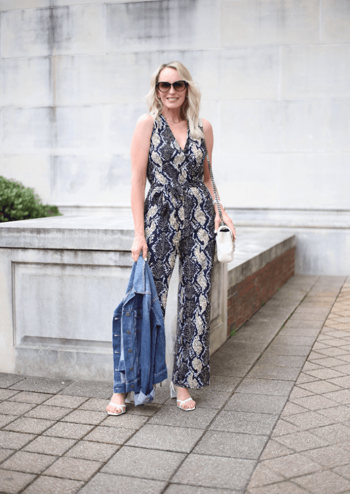 4 Style Tips On How To Wear A Jumpsuit At Any Age