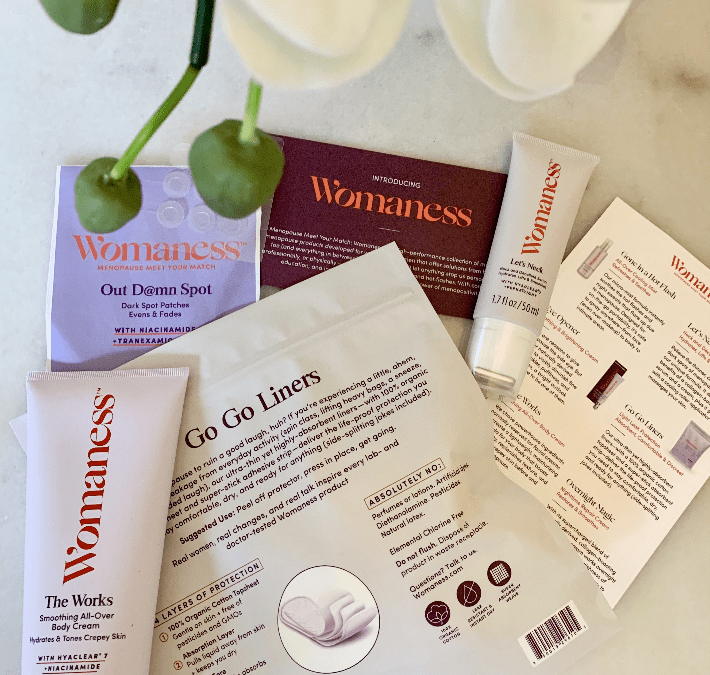 Introducing Womaness: Modern Menopause Products Offering Solutions From Head To Toe