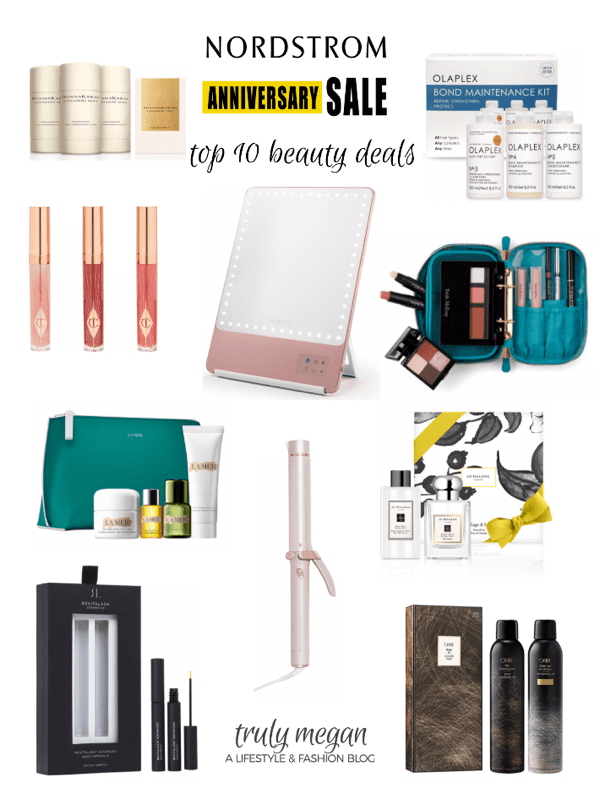 My Top 10 Beauty Deals From The NSALE