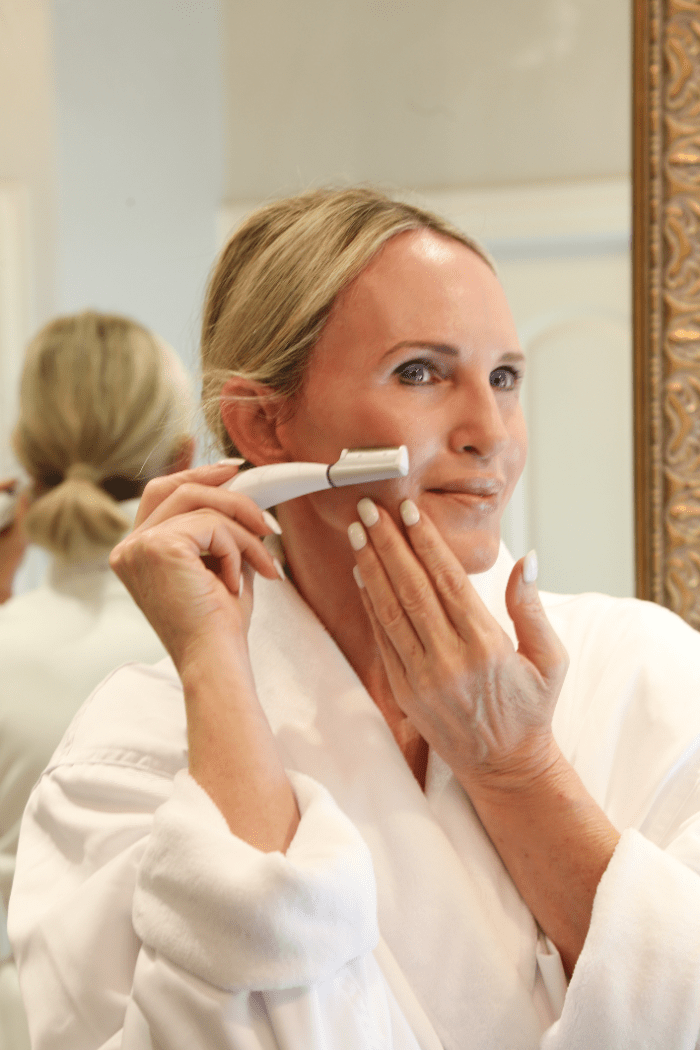 Reveal Softer, Smoother Skin With At Home Dermaplaning