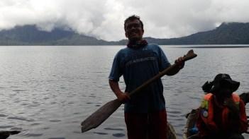 KELILING Danau Gunung Tujuh. (FOTO: TIM KERINCI MEDAN)