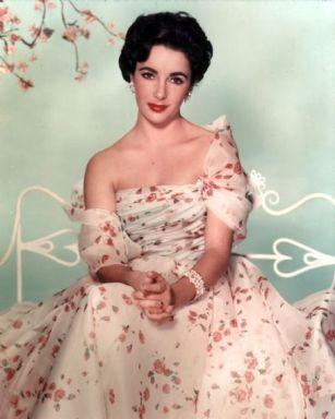 Elizabeth-Taylor-Floral-Dress