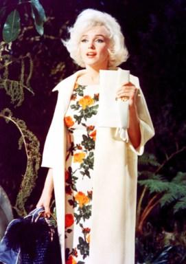 marilyn floral dress