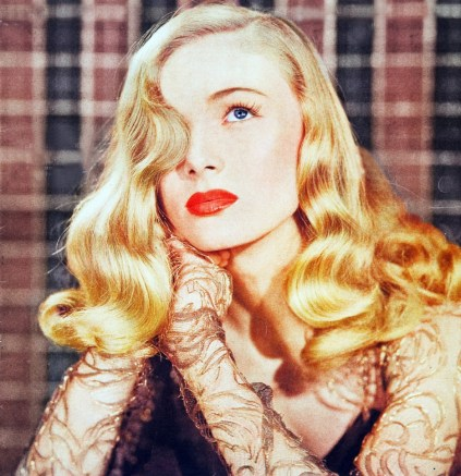 vintage hair-veronica-lake