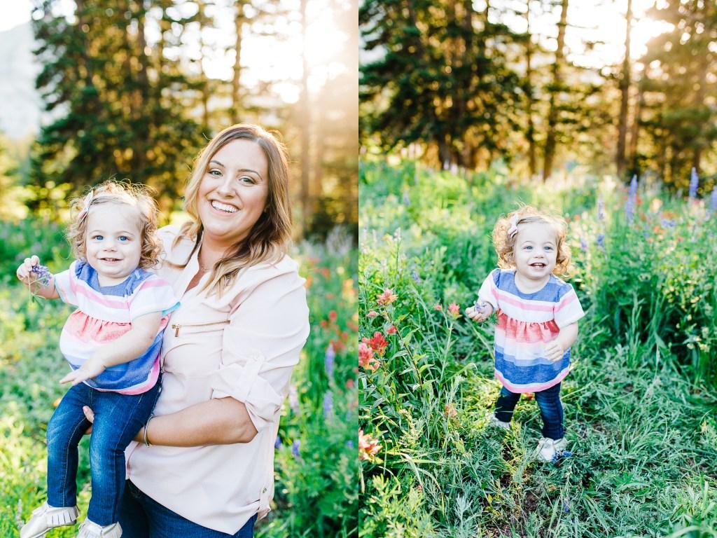 Utah Family Photographer | Albion Basin Mini Session