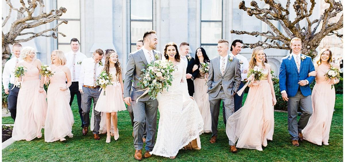 Draper | Salt Lake Temple Wedding