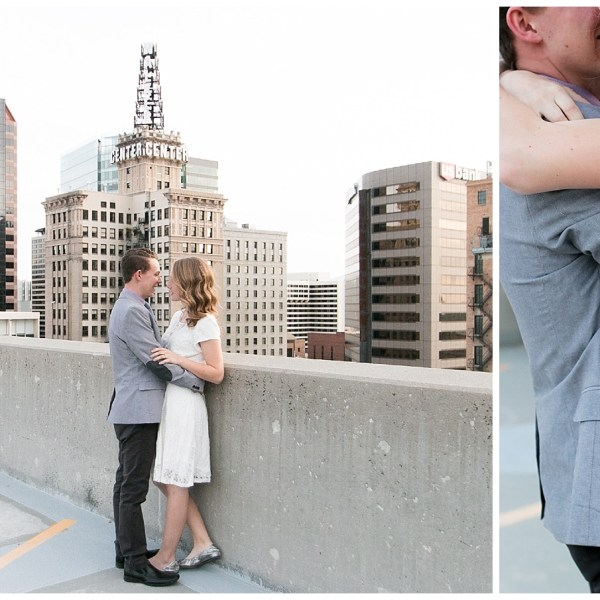 Salt Lake City Engagements | Utah Wedding Photographer