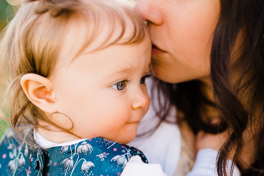 Mommy and Me | Utah Capitol Blossoms | Utah Photographer