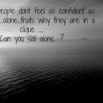 Can you sail alone?