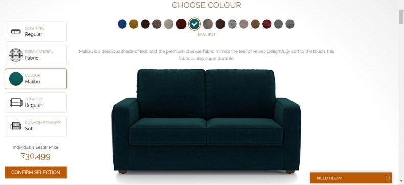 Sofa- Apollo