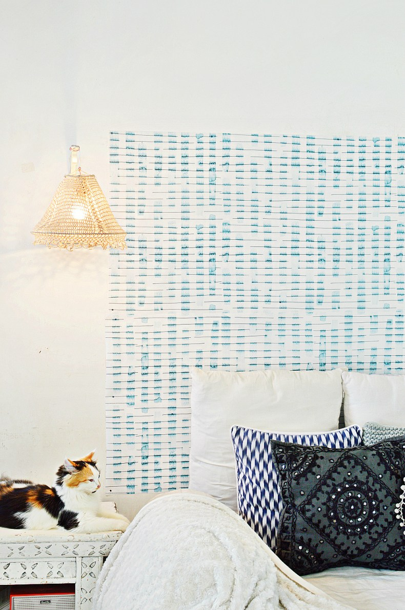 Super Simple DIY To Add Wallpaper Sans The Commitment And Now For Awaited Link Section I Was Flooded With DM On Instagram Regarding Products