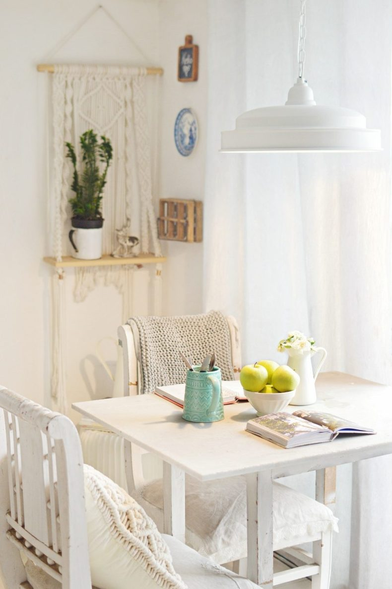 Dining Room Ideas For The Dedicated Less City Dwellers Haha Youll Get It If Youve Watched Julie And Julia Way Too Many Times In Your Life
