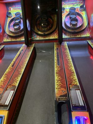 Arcade of Glass