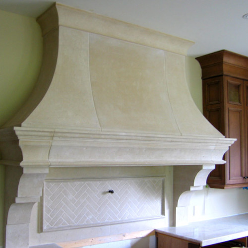 Kitchen hood_13 (Trumeau Stones)