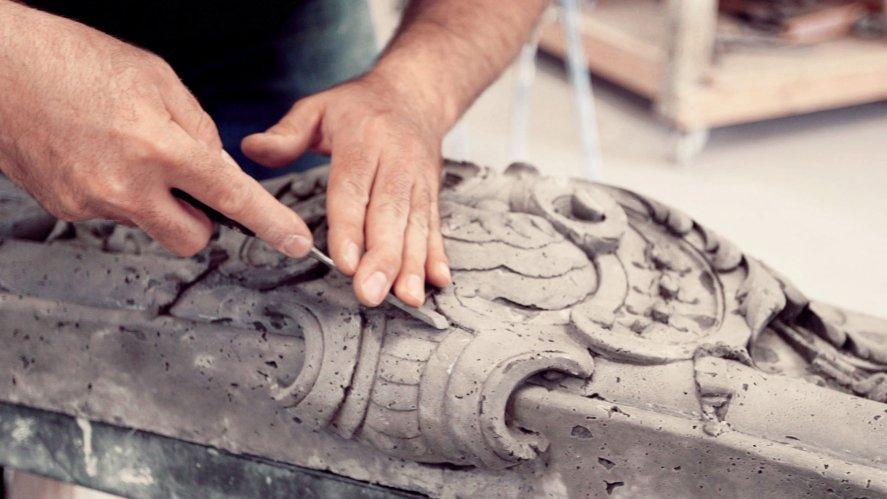 Trumeau Stones workshop 02