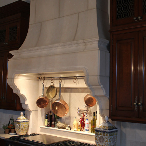 Kitchen hood_4 (Trumeau Stones)