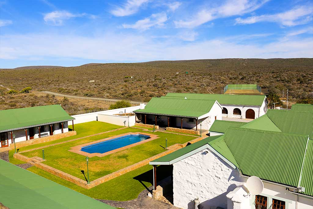 Trumpeters-Drift Gallery-Accommodation-Aerial