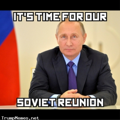 You're invited to the Soviet Reunion!