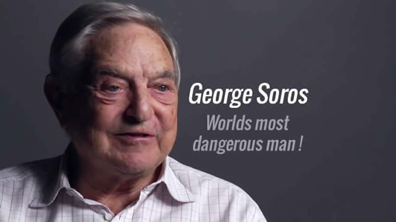 Top 10 Reasons George Soros Is Dangerous