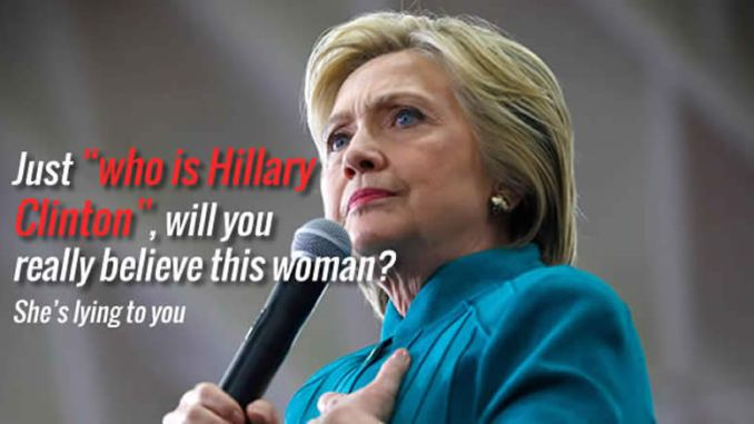 Who is Hillary Clinton