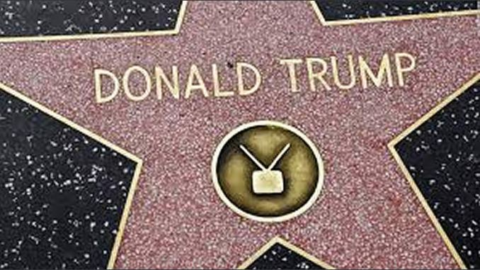 Hollywood Superstars turn to Trump