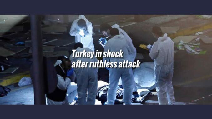 Turkey in shock