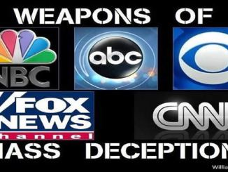 Just who owns the news media?