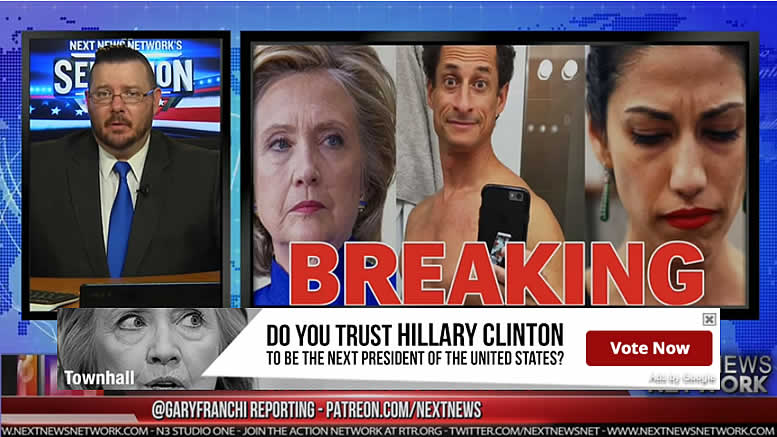 BREAKING BOMBSHELL: NYPD Blows Whistle on New Hillary Emails