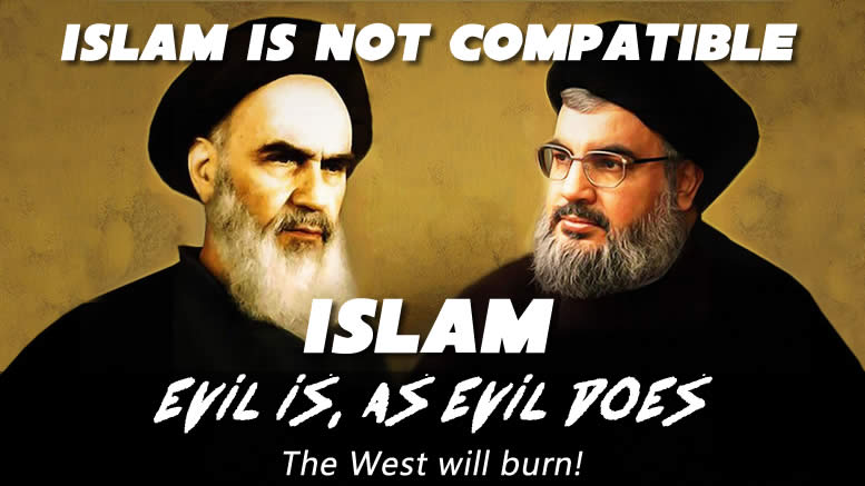 Islam is not compatible, with Christianity or our Constitution