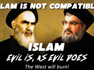 islam is not compatible