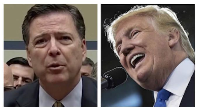 Comey be fired