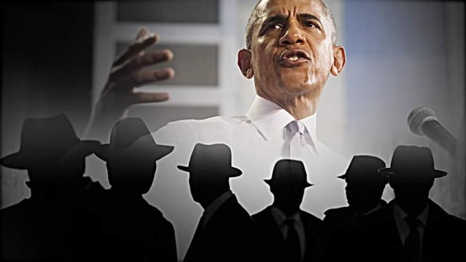 Image result for obama shadow government\